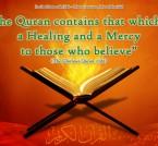 Glorious Quran Poster