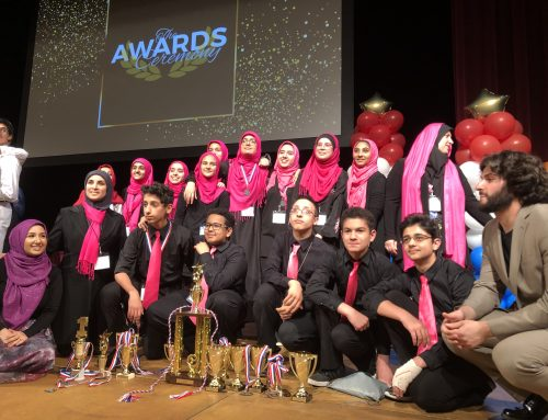 MCS Wins 2nd Place at DC MIST