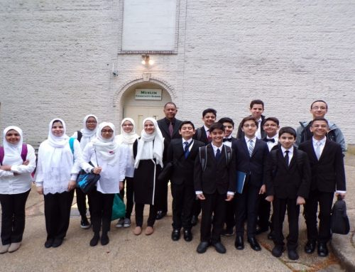 MCS Students Attend the 15th Annual Model UN Conference