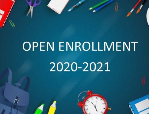 MCS Enrollment 2020 – 2021
